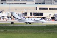 N59FT @ PBI - Cessna 650