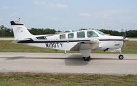 N109TY @ LAL - Beech A36 - by Florida Metal