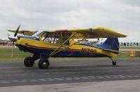 N179D @ LAL - Aviat A-1C