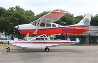 N206KW @ LAL - Cessna U206G - by Florida Metal