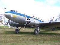 CX-BDB - C-47B 35DK Ex 44-77060 Actualmente re pintado en Museo Aeronáutico Jaime Meregalli 2014. - by aeronaves CX