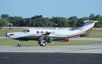 N315NG @ ORL - Pilatus PC-12