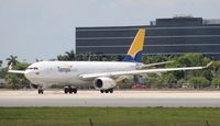 N330QT @ MIA - Tampa Colombia A330-200