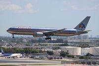 N350AN @ MIA - American 767-300