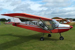 G-BUWK @ EGBK - at the LAA Rally 2014, Sywell - by Chris Hall