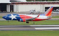 N352SW @ TPA - Southwest 737-300 Lone Star One