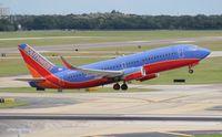 N355SW @ TPA - Southwest 737-300