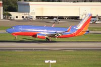 N374SW @ TPA - Southwest 737-300