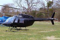 G-LSPA @ EGBC - Agusta-Bell AB.206B  Jet Ranger II [8530] Cheltenham Racecourse~G 13/03/2008
