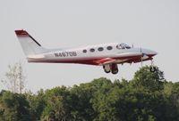 N467DB @ LAL - Cessna 340A