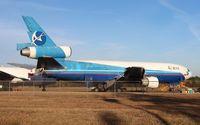 N495DC @ CEW - Avient Cargo Zimbabwe