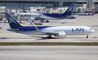N524LA @ MIA - LAN Cargo 767-300F