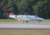N525PS @ LAL - Citation CJ1