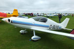 G-BUYB @ EGBK - at the LAA Rally 2014, Sywell - by Chris Hall