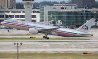 N792AN @ MIA - American 777-200