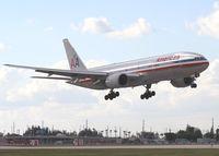 N793AN @ MIA - American 777-200