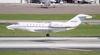 N941QS @ TPA - Net Jets Citation X