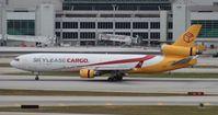 N953AR @ MIA - Centurion MD-11F