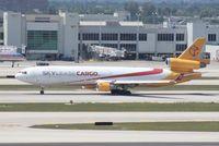 N955AR @ MIA - Centurion MD-11F