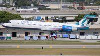 N961AT @ FLL - Air Tran 717