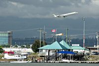 C-GSUF @ YVR - Departure from YVR - by metricbolt