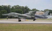 N4313T @ LAL - L-39s taking off