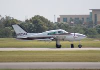 N6214X @ ORL - Cessna 310