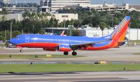 N8316H @ TPA - Southwest 737-800
