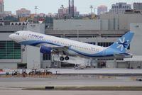 XA-MTO @ MIA - Interjet A320