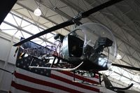 48-0845 - H-13C Sioux at Army Aviation Museum - by Florida Metal