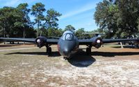 52-1516 @ VPS - EB-57B Canberra - by Florida Metal