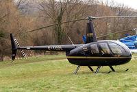 G-TGDL @ EGBC - Robinson R-44 Raven II [11746] Cheltenham Racecourse~G 14/03/2008 - by Ray Barber