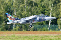 AT29 @ EBBL - 35th Alphajet anniversary mks - by Fred Willemsen