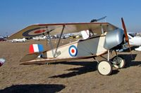 10-1968 @ YMAV - Nieuport II Replica [002] Avalon~VH 22/03/2007 - by Ray Barber