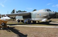 58-0185 @ VPS - B-52G at Air Force Armament Museum - by Florida Metal