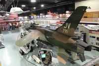 58-1155 @ VPS - F-105 at Air Force Armament Museum - by Florida Metal