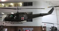 63-12972 - UH-1D at Army Aviation Museum Ft. Rucker AL - by Florida Metal