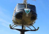 66-16161 - UH-1H at Battleship Alabama Memorial - by Florida Metal