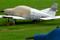 G-BTRT @ EGCB - At the City Airport Manchester - by Guitarist