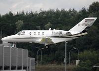 D-IFDH @ ELLX - Landing rwy 24 - by Shunn311
