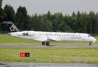 D-ACPS @ ELLX - Ready for take off rwy 24 - by Shunn311