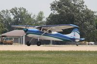 C-FHPX @ KOSH - Cessna 170B - by Mark Pasqualino