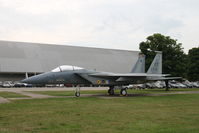 74-0117 @ FFO - In front of the National Museum of the USAF - by Glenn E. Chatfield