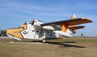 2129 - HU-16E Albatross at the Battleship Alabama Museum - by Florida Metal