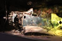 06833 @ NPA - SBD-4 Dauntless wreckage pulled from Lake Michigan - by Florida Metal