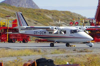 OY-OCM @ BGJN - AirZafari Greenland - by Tomas Milosch