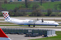 9A-CQB @ LSZH - De Havilland Canada DHC-8Q-402 Dash 8 [4211] (Croatia Airlines) Zurich~HB 07/04/2009 - by Ray Barber
