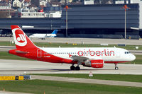 D-ABGN @ LSZH - Airbus A319-112 [3661] (Air Berlin) Zurich~HB 07/04/2009 - by Ray Barber
