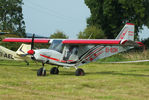 EI-EOH @ EITM - at the Trim airfield fly in, County Meath, Ireland - by Chris Hall
