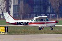 OY-FCD @ LSZR - R/Cessna F.172P Skyhawk [2074] Altenrhein~HB 05/04/2009